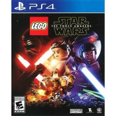 videojuego starwars lego force awakens para ps4