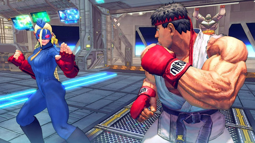videojuego street fighter ps3