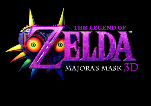 videojuego the legend zelda majora's mask nintendo 3ds