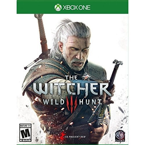 videojuego the witcher 3: wild hunt (xbox one)