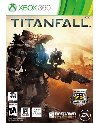 videojuego titanfall x360 nuevo-sellado