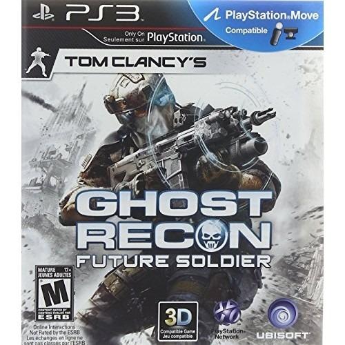videojuego tom clancy's ghost recon: future soldier - plays