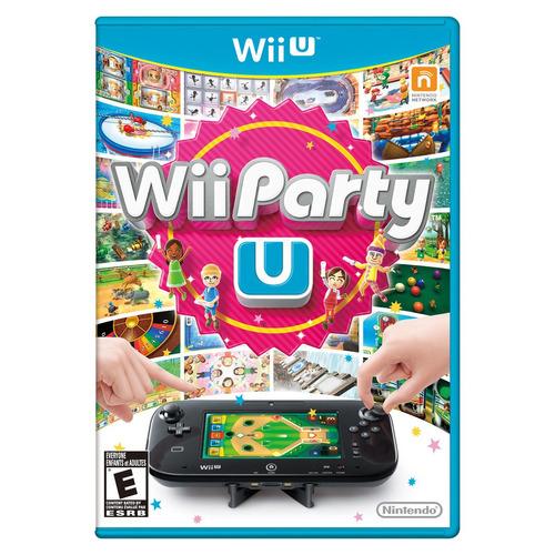 videojuego wii party u nintendo solo juego no incluye