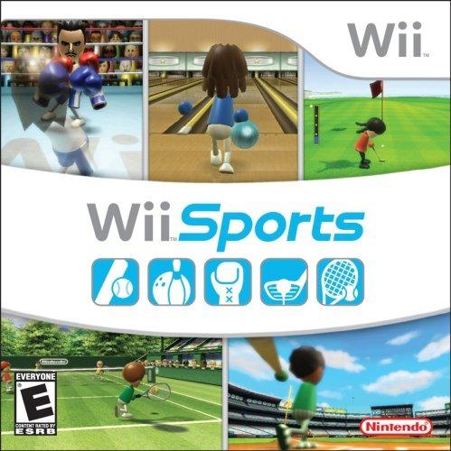 videojuego wii sports para nintendo