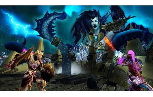 videojuego world of warcraft legion pc