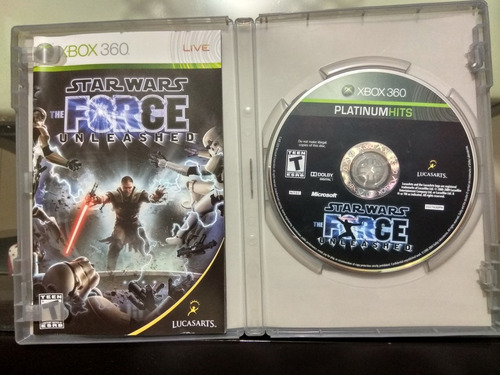 videojuego xbox 360