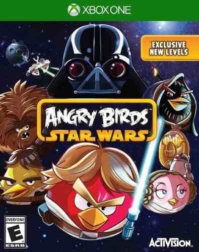 videojuego xbox one angry birds star wars