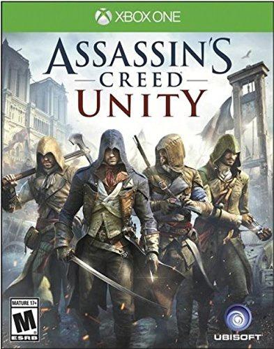 videojuego xbox one assassin s creed unity