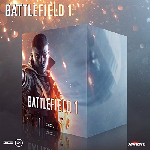 videojuego xbox one battlefield 1 collector standard
