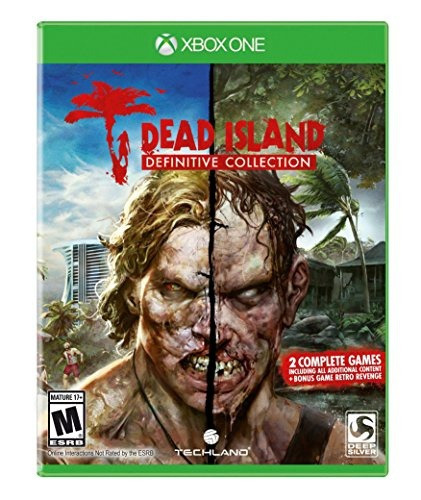videojuego xbox one dead island definitive collection