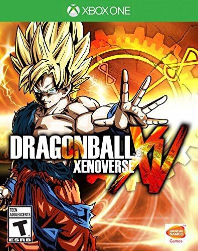 videojuego xbox one dragon ball xenoverse