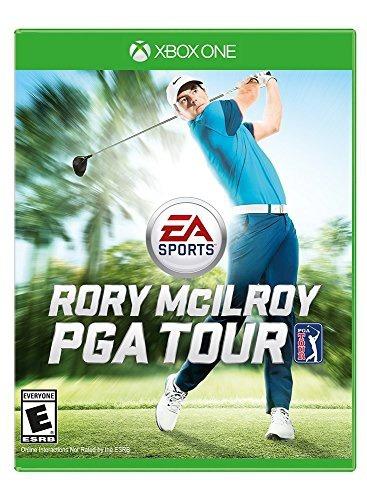 videojuego xbox one ea sports rory mcilroy pga tour