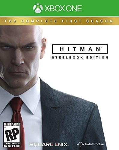 videojuego xbox one hitman the complete first season