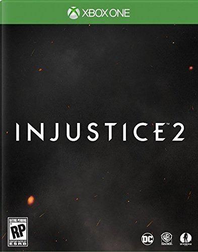 videojuego xbox one injustice 2 standard edition