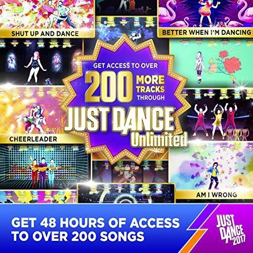 videojuego xbox one just dance 2017