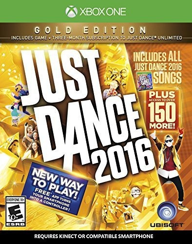 videojuego xbox one just dance