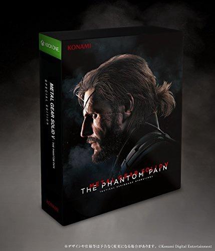 videojuego xbox one metal gear solid v phantom pain special