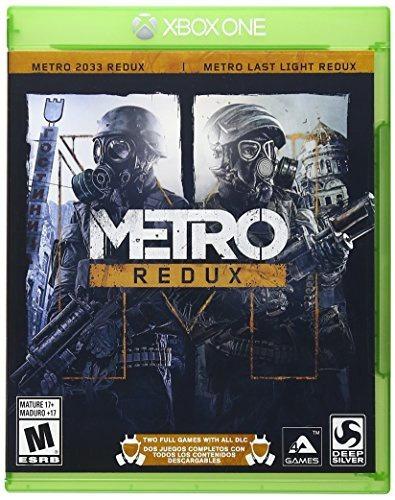 videojuego xbox one metro redux