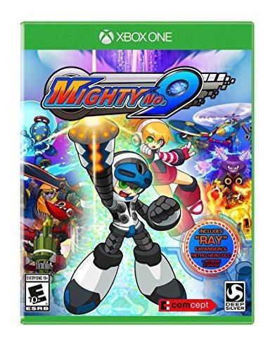 videojuego xbox one mighty no 9