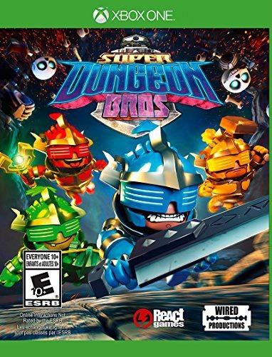 videojuego xbox one super dungeon bros