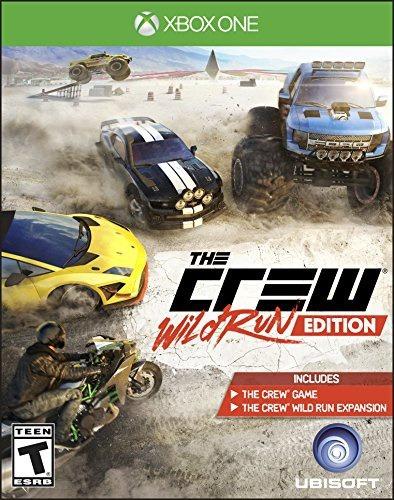 videojuego xbox one the crew wild run edition