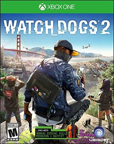 videojuego xbox one watch dogs 2