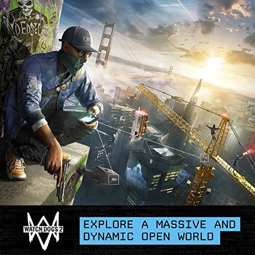 videojuego xbox one watch dogs 2 gold ed extra content