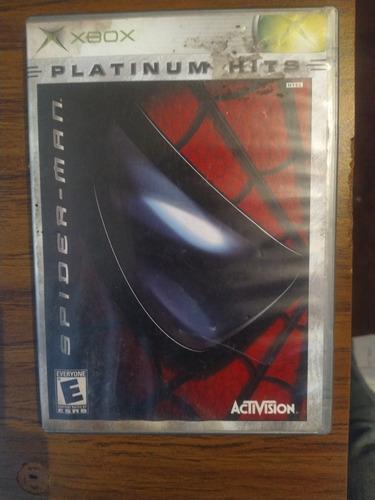 videojuego xbox spiderman
