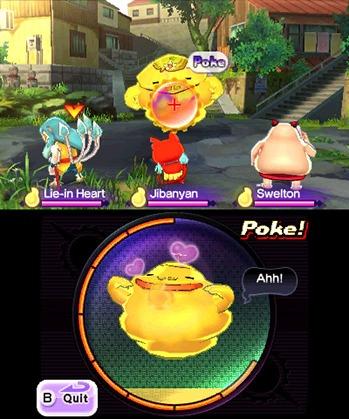 videojuego yo-kai watch 2 fleshy souls nintendo 3ds nintendo