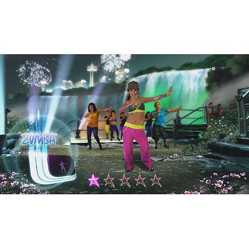 videojuego zumba fitness core (wii)