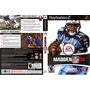 Madden 08 Nfl Football Futbol Americano - Playstation 2 Ps2