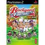 Backyard Football 10 - Completo - Play Station 2 Ps2