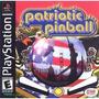 Patriotic Pinball / Playstation / Ps1 / Ps2 Ps3