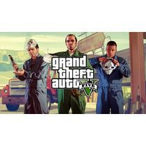Grand Theft Auto V Digital Ps3