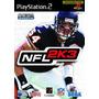 Nfl 2k3 Football Futbol Americano / Playstation 2 Ps2