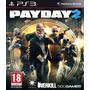 Pay Day 2 Ps3 Playstation 3