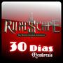 Membresía 30 Dias Runescape