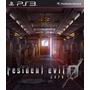 Resident Evil Zero 0 Ps3 Digital