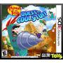 3ds Phineas And Ferb Quest Nuevo Original Y Sellado!!