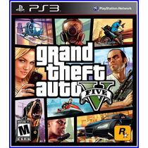 Grand Theft Auto V Gta 5 Ps3 Nuevo Sellado - Mr. Electronico