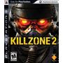 Killzone Hd Collectio 1+2 Ps3 Dos Juegos A Precio De Uno