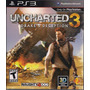 Nuevo Uncharted 3 Drakes Deseption Ps3 Sony