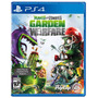 Plants Vs. Zombies Garden Warfare Ps4 Juegos Ps4 Delivery