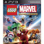 Lego Marvel Super Heroes Ps3 Formato Digital Descargalo Ya!!