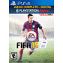Fifa 15 - Español Latino - Playstation 4