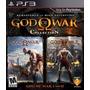 Nuevo Físico Original Sony God Of War Collection 1 + 2 Ps3