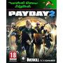 Juegos Ps3 Digitales: Payday 2