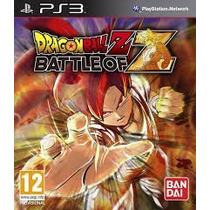 Juego Dragon Ball Z Battle Of Z Ps3 Original Digital