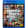 Gta V Ps4 Grand Theft Auto V Playstation 4 Fisico Original