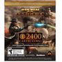 Star Wars: The Old Republic 2400 Cartel Coins Gift Card